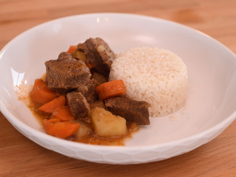 Carne Guisada - Traditional Puerto Rican Beef Stew