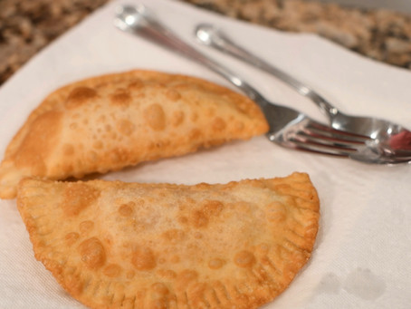 Pastelillos (Empanadillas) de Carne