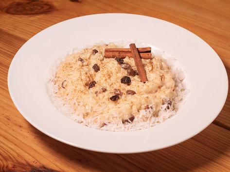 Arroz con Dulce - The Dessert Rice