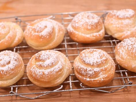 Homemade Mallorcas (even better than the ones from La Bombonera)