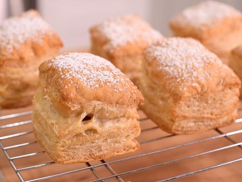 Homemade Pastelillos de Guayaba - in 45 minutes!