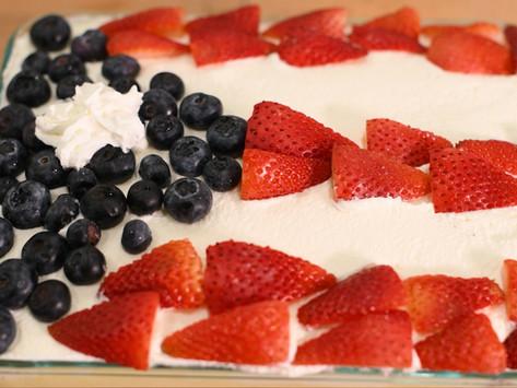 Parcha / Passion Fruit Mousse Cake