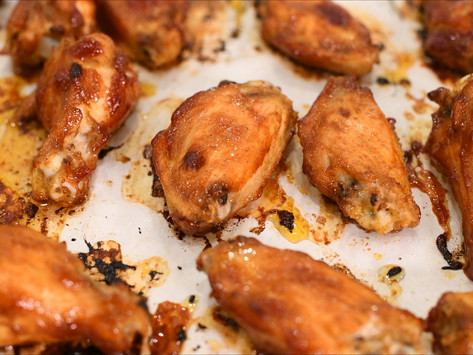 Guava Barbecue Wings