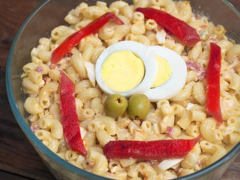 Ensalada de Coditos (Macaroni Salad)