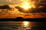 le lac Nokoué au BENIN