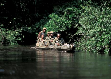 Aller au Gabon faire une rando trekking !