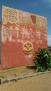 La route des esclaves à Ouidah