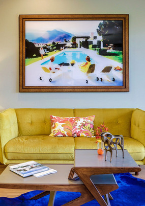 PALM SPRINGS TOWNHOUSE