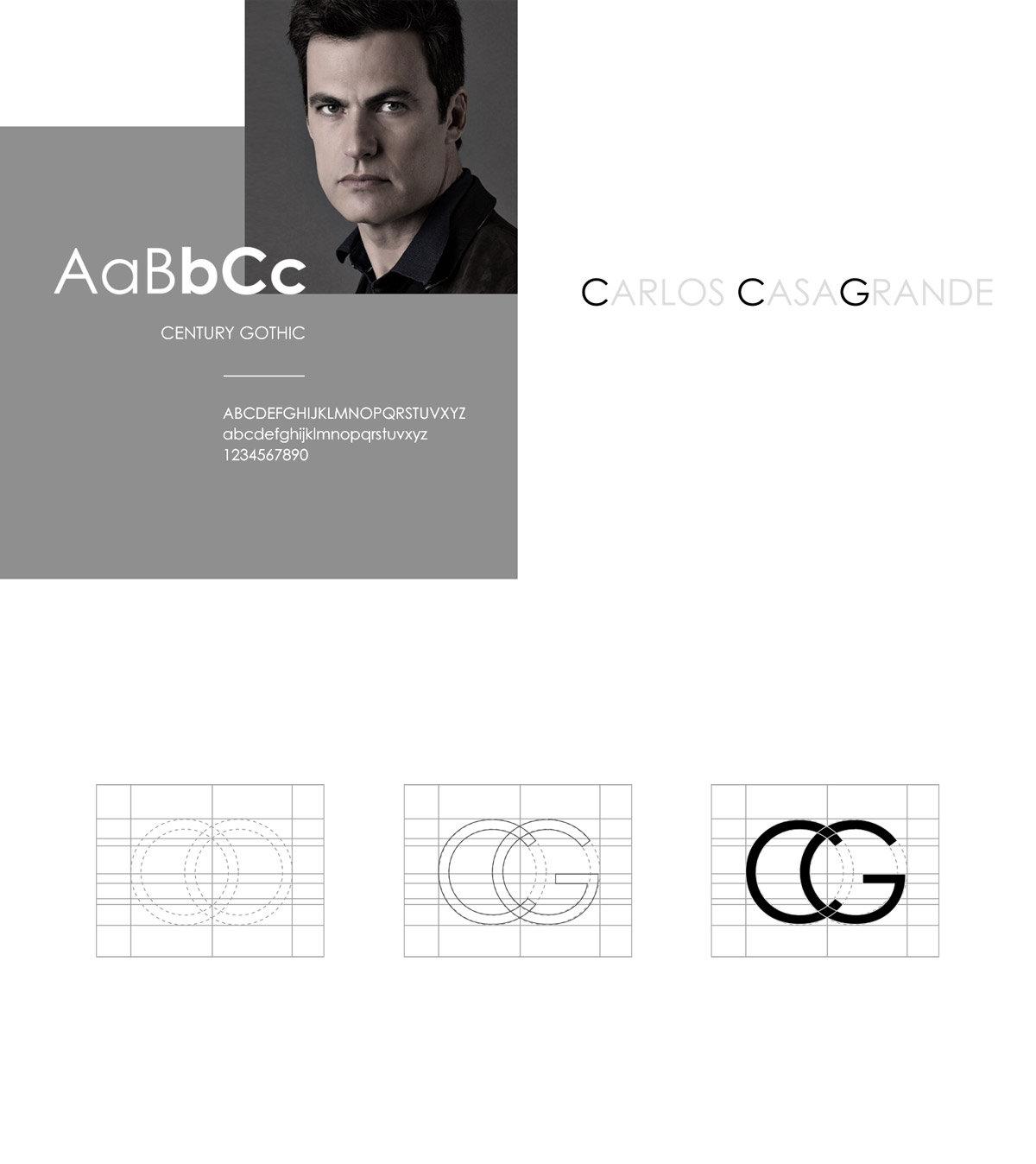 Carlos Casagrande conceito da marca