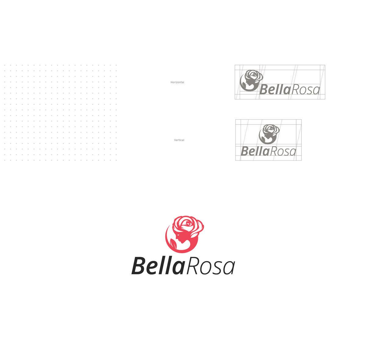 Bella Rosa logotipo