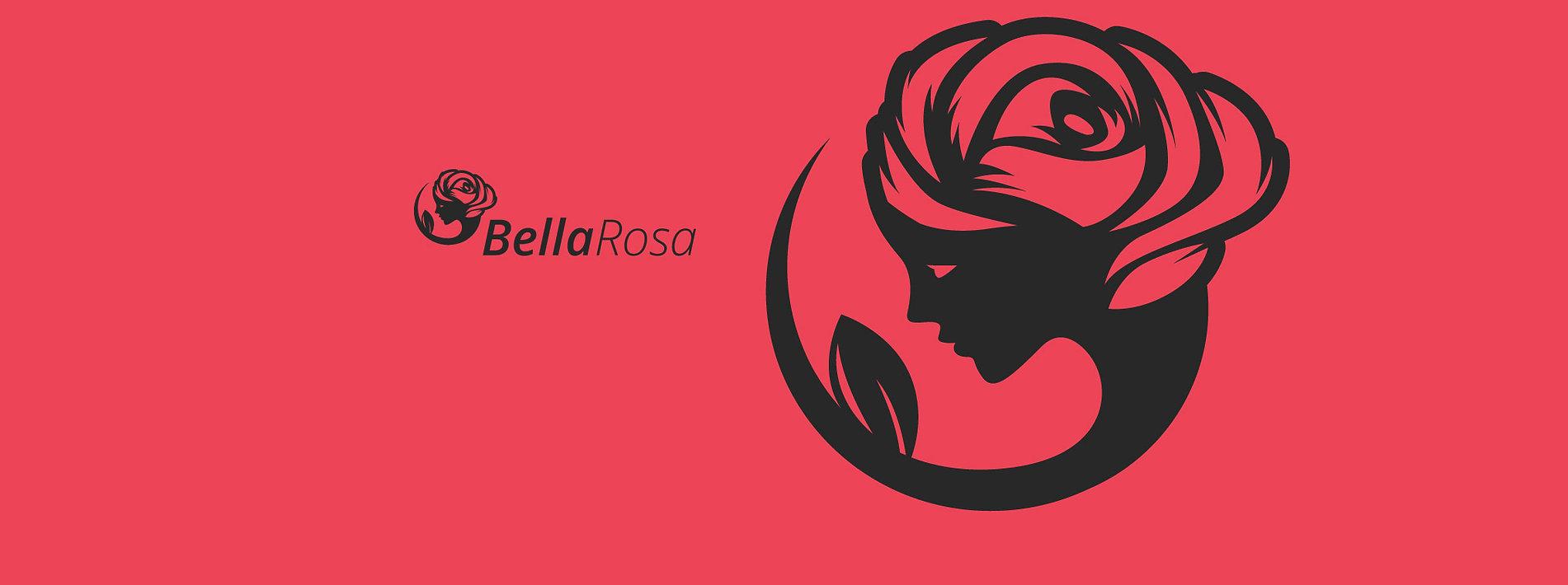 Bella Rosa logotipo acessórios argentina