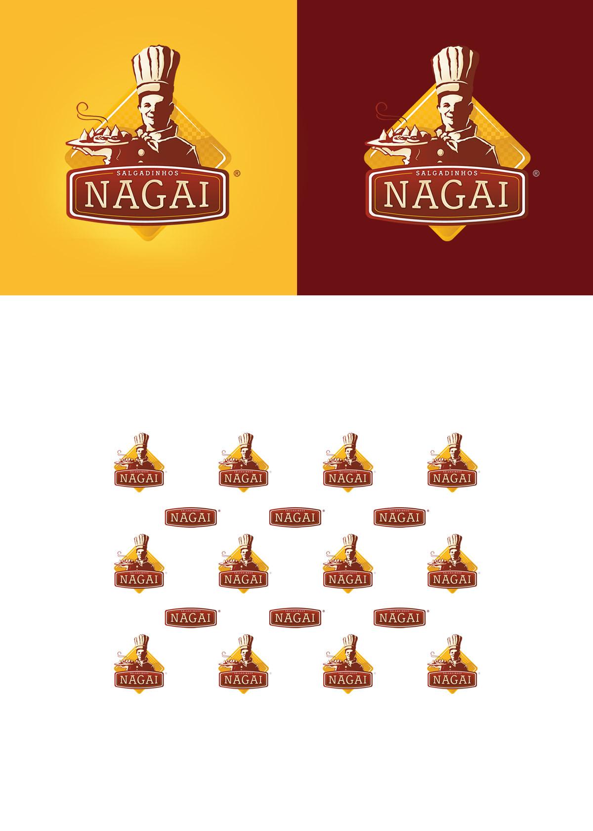 Nagai rebrand