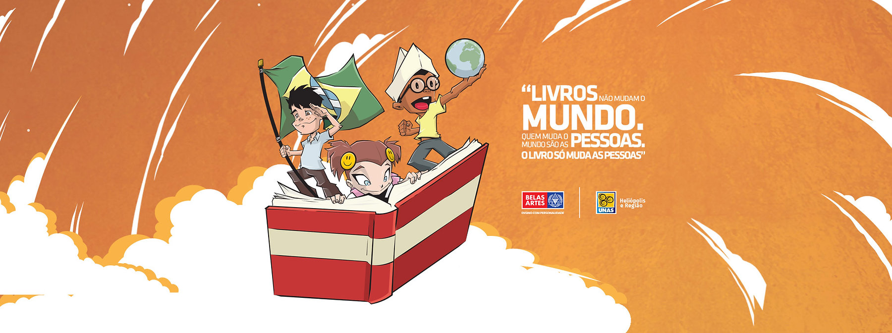 Belas Artes projeto Unas Heliópolis