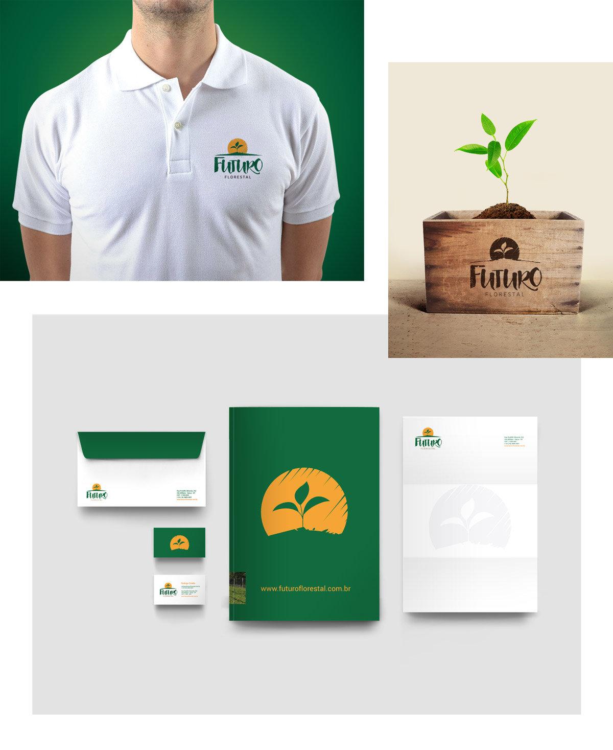 Futuro Florestal branding