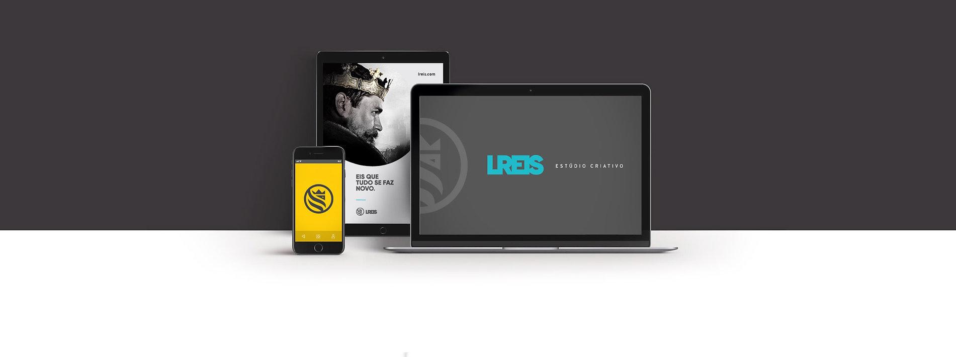 LReis rebrand