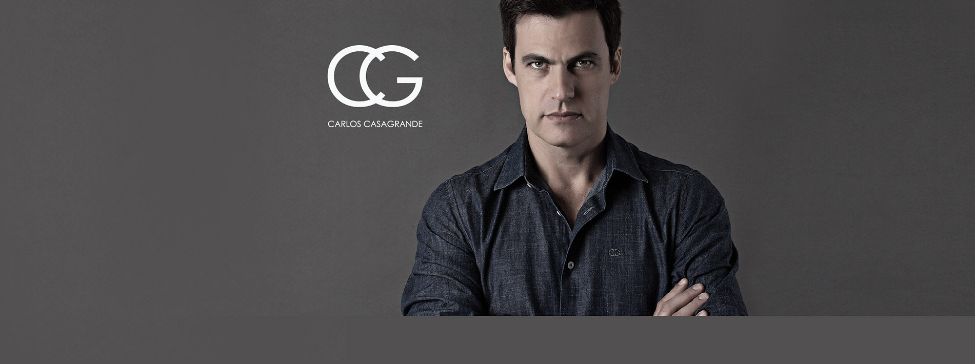 Brand do ator e modelo Carlos Casagrande