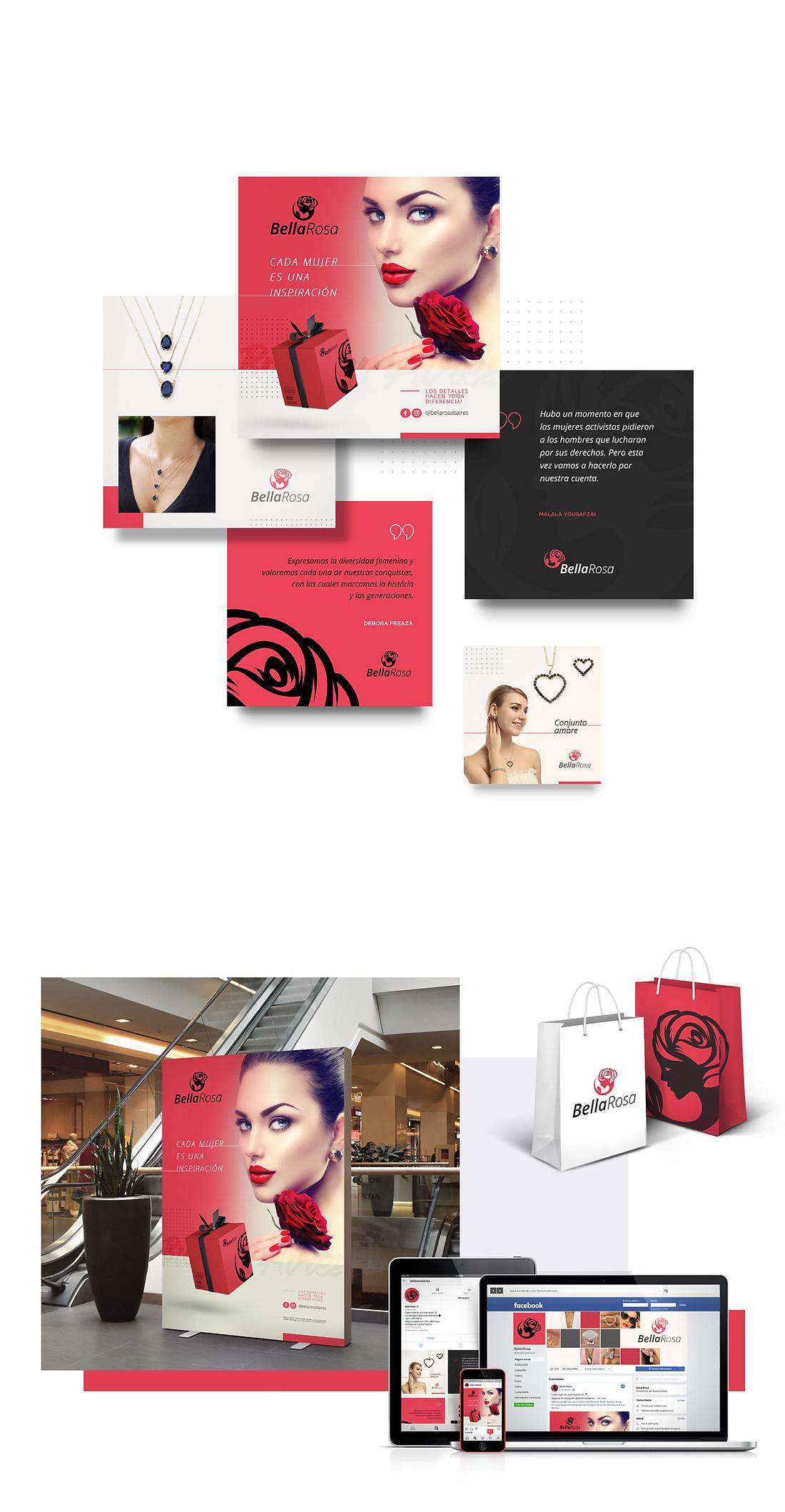 Bella Rosa marketing digital