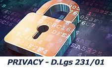 privacy GDPR D.Lgs 231/01