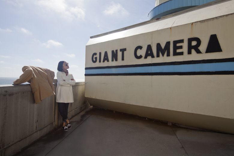 Giant Camera