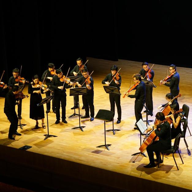 香港樂團 ‧ 成立音樂會