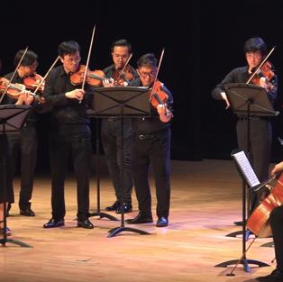 Schubert - Death and the Maiden - 3rd movement