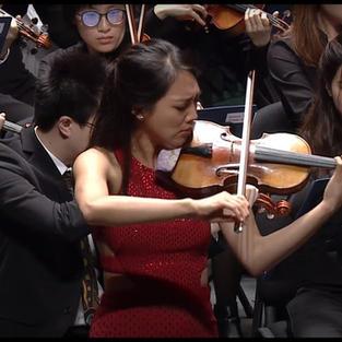 Franz Waxman - Carmen Fantasie for Violin and Orchestra