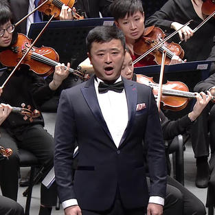 Giacomo Puccini - Nesunn Dorma from Turando