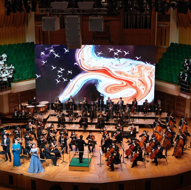 香港樂團 ‧ 天空交響曲音樂會