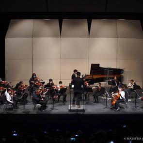 香港青年樂團附屬樂團大會堂音樂會