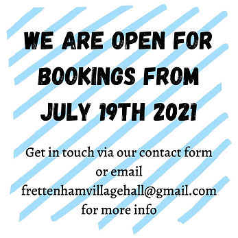 We are open for bookings from July 19th 2021.jpg