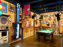 Party Barn Pool Table