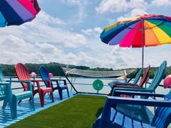 Party Tiki Boat