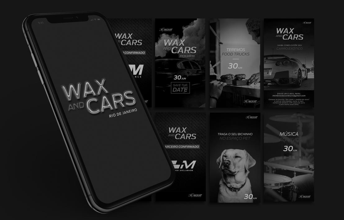 WAX AND CARS