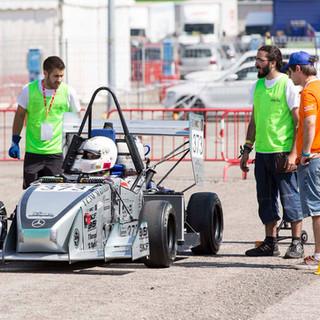 Formula UC3M Team Leader atFormula Student Spain 20