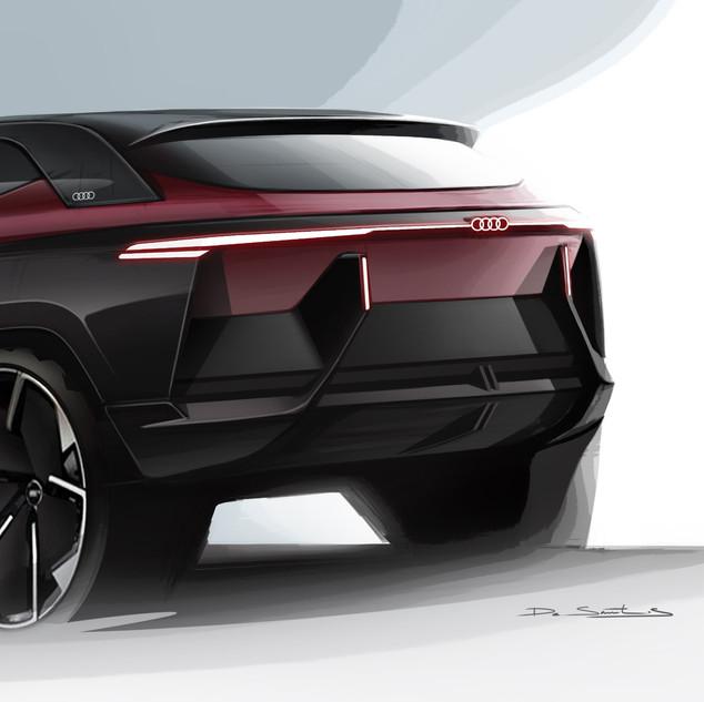 Audi E-SUV Concept