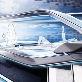 Pininfarina Autonomous Vehicle Interior