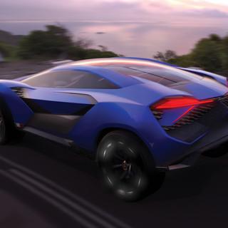 Lamborghini Hyper-SUV Concept