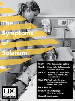 """The Symptoms of Solanum"""