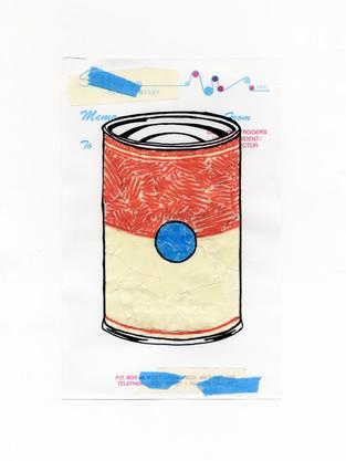 Warhol's Soup