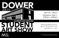 Westfield State University Student Art Show