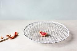 porcelain basket