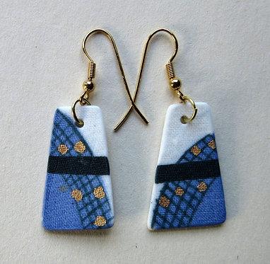 5454 - Porcelain earrings