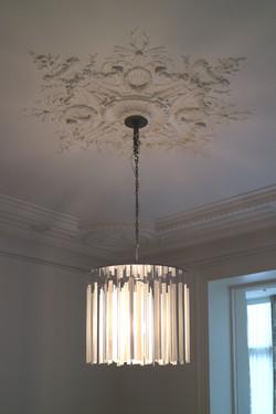 'Nocturne' porcelain lighting object