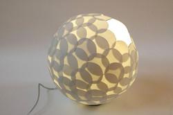 Translucent Porcelain Sphere