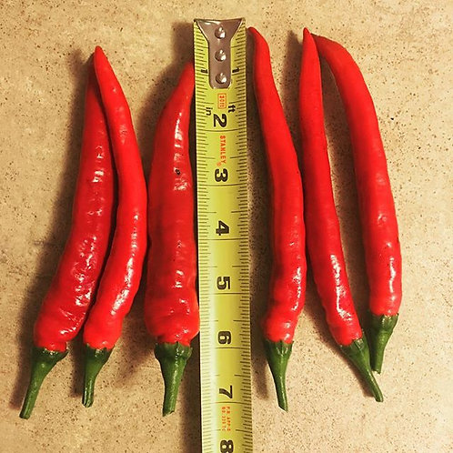 Dried Whole Red Pepper (2 oz.)