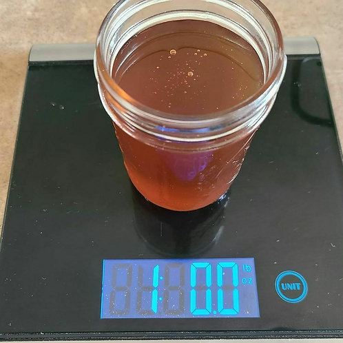 Louisiana Raw Local Honey (8 oz)