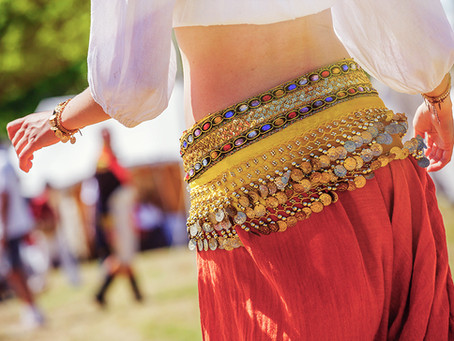 5 qualities of a great belly dancer