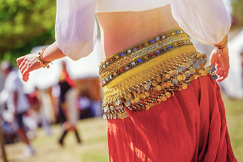 Belly Dancing Clinic (5/22 @ 4:30)
