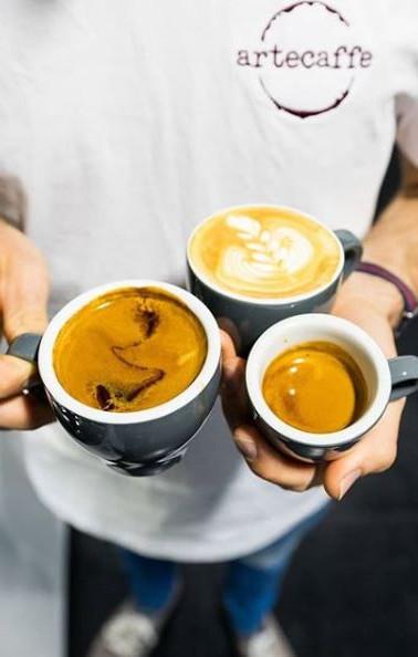 Artecaffe Coffees