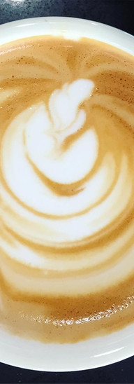 Espresso at Drive Flat White